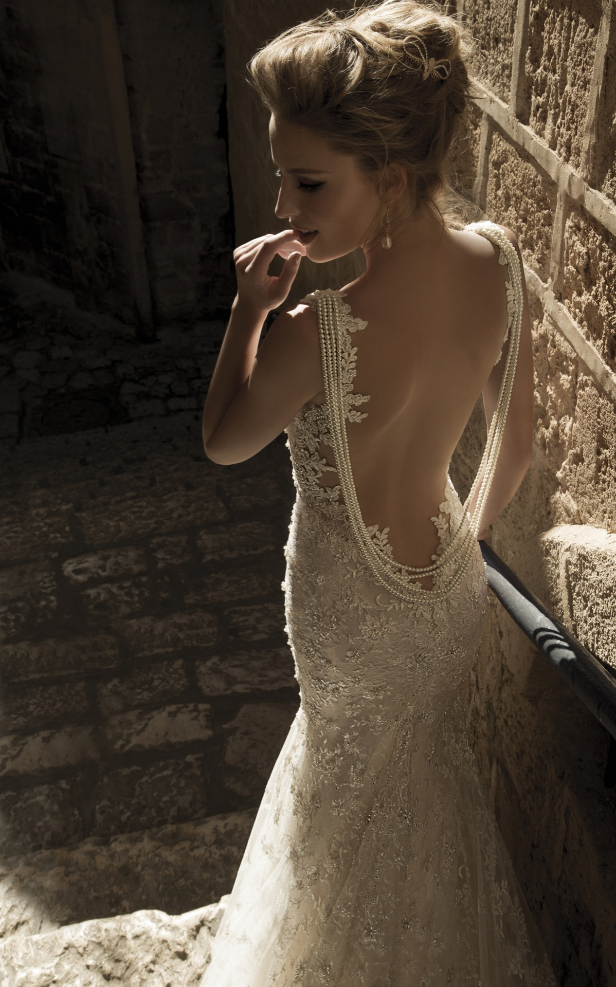 Pricilla gown by Galia Lahav