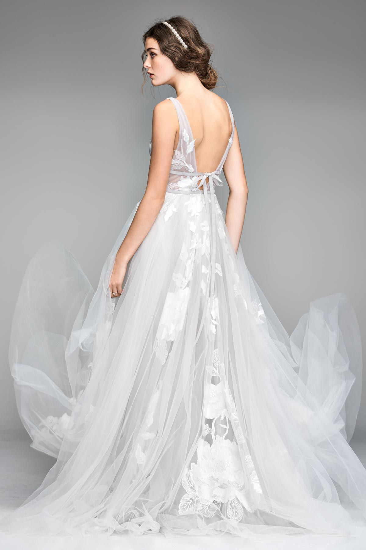 Galatea wedding dress by Willowby