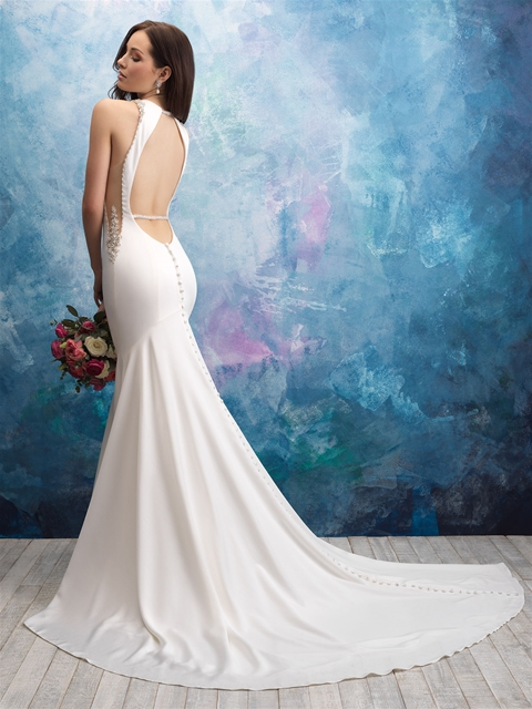 Sexy Allure wedding dress
