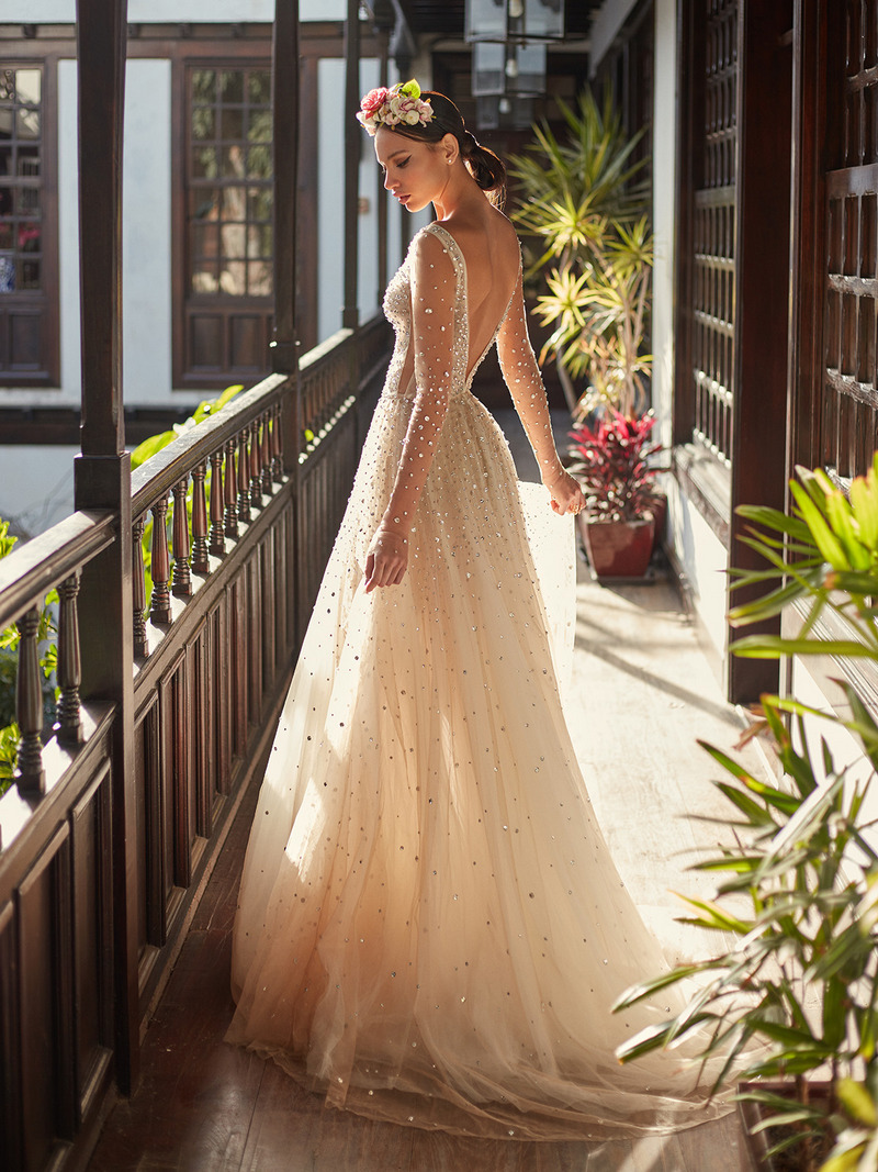 Amaya dress by Galia Lahav