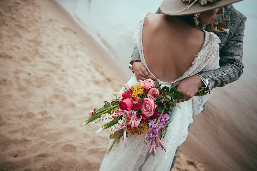 How To Accessorize Bohemian Wedding Dresses The Best Wedding