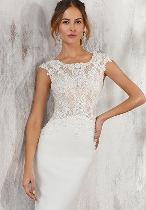 Best Hairstyles For Different Wedding Dress Necklines The Best
