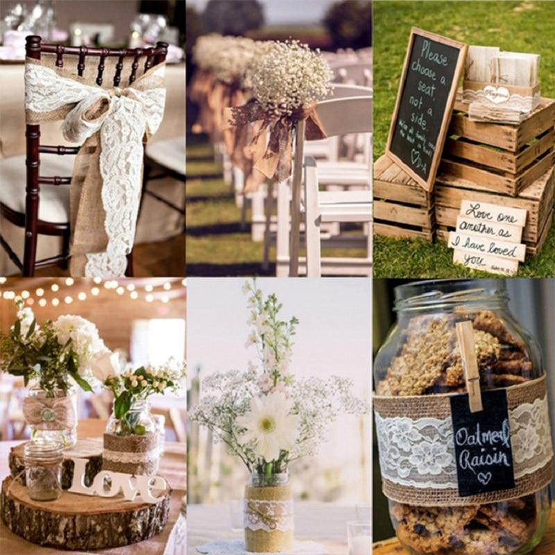 How to Save Money with DIY Wedding Décor for Your Rustic Ceremony ...
