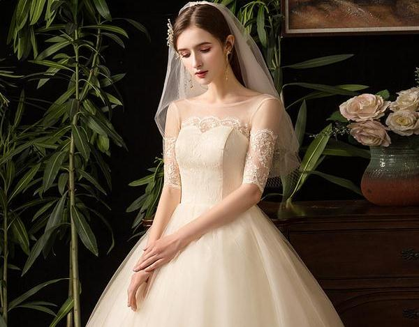 Сheap wedding dress