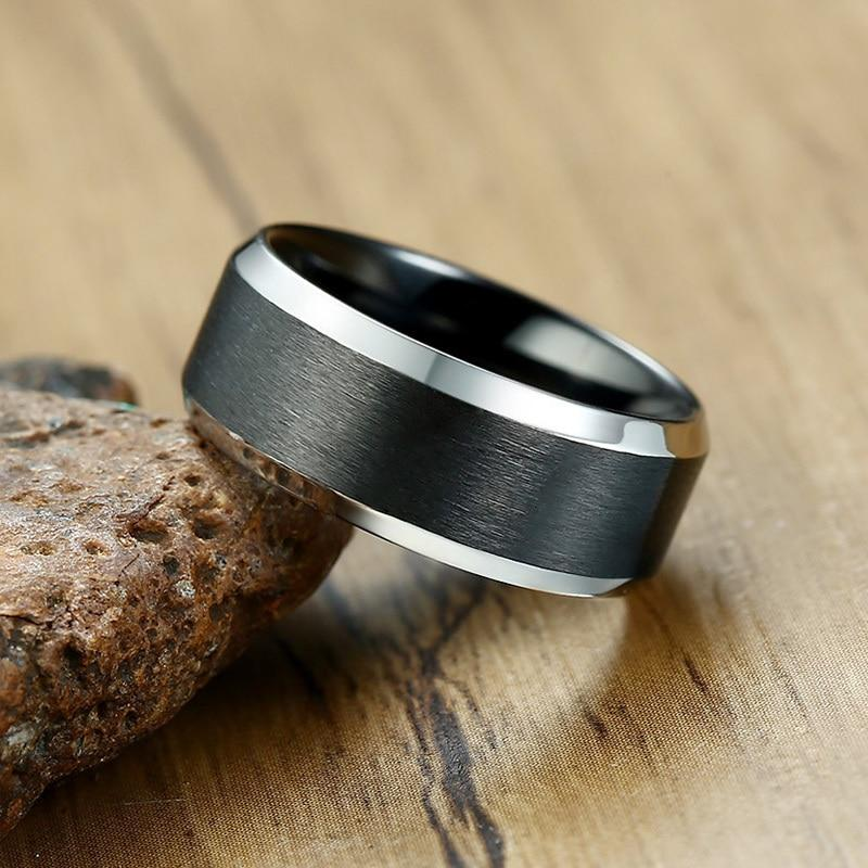 Wedding band for men