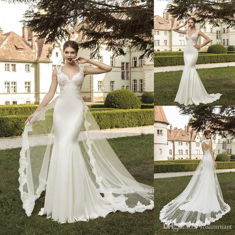 Detachable wedding dress train