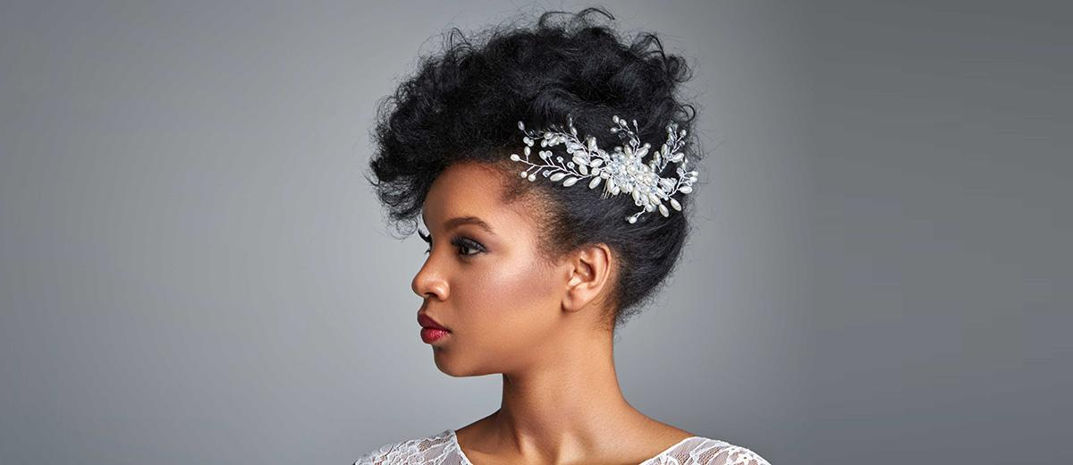 21 Amazing Ideas Of Bridal Hairstyles For Black Women The Best Wedding Dresses