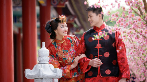 Сhinese wedding traditions