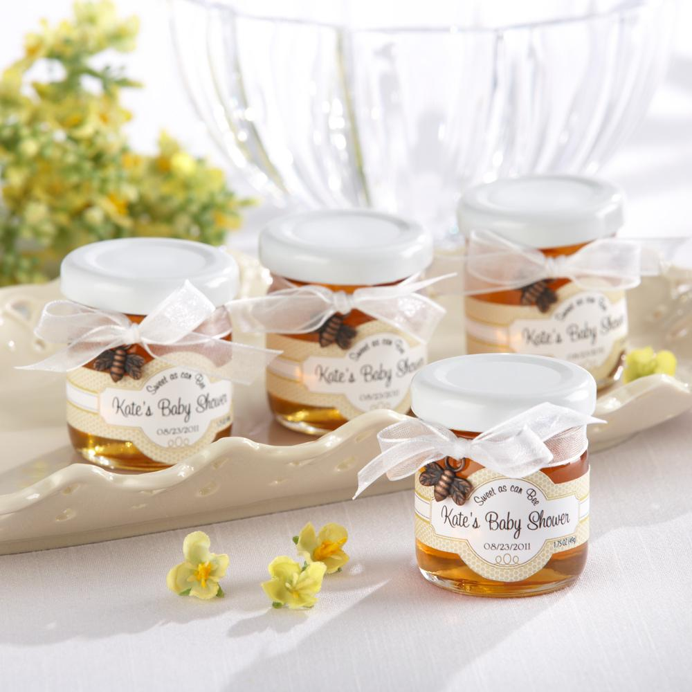 Personilized clover honey